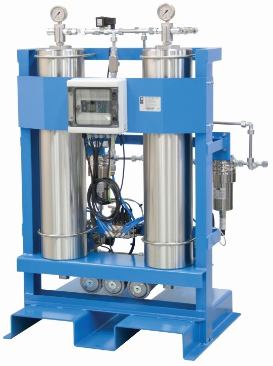 CHPA-Dryer Адсорбционный осушитель сжатого воздуха высокого давления