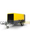 Передвижной дизельный компрессор PORTA 9 DRY