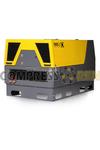 Передвижной дизельный компрессор PORTA 3S