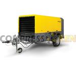 Передвижной дизельный компрессор PORTA 12 DRY