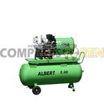 Винтовой компрессор Albert E40